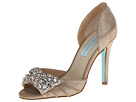 Betsey Johnson - Gown (Silver Metallic) - Footwear