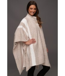 Barefoot Dreams Cozy Chic Poncho