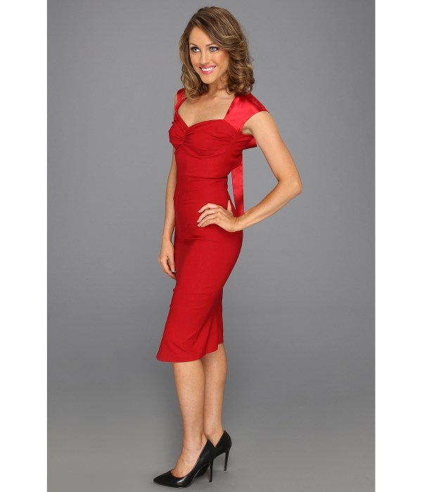 Stop Staring Cool People Jenna Fitted Dress Shipped Free Zappos