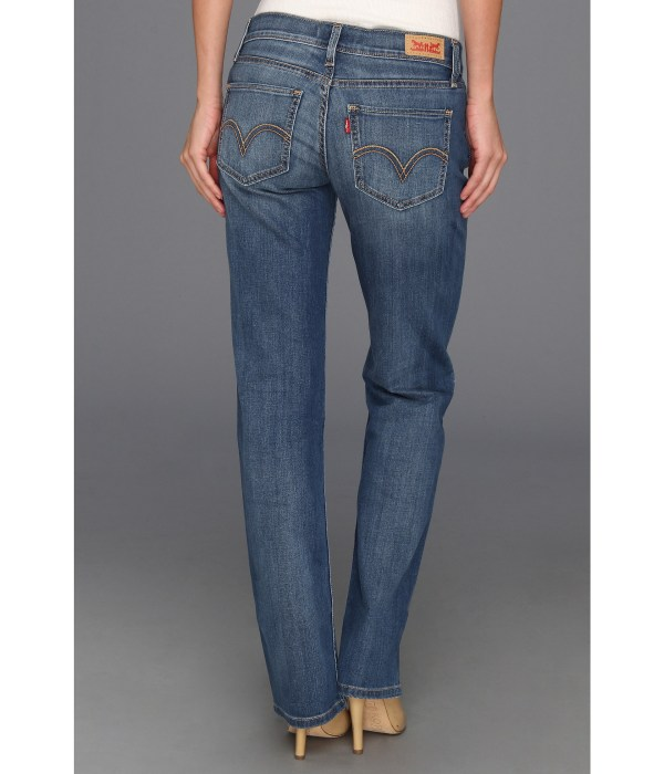 Levis Juniors 524 Straight Clothing Women Shipped Free Zappos