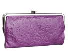 Hobo - Lauren Floral (Violet Floral Vintage Leather) - Bags and Luggage