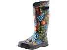 Bogs - Rainboot Floral (Black Multi) - Footwear