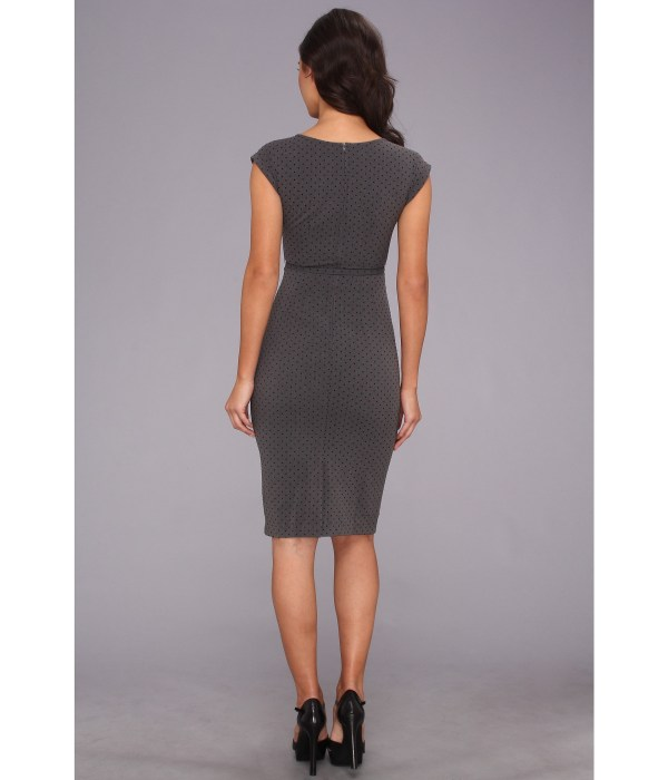 Stop Staring Cool People Timeless Fitted Dress Shipped Free Zappos
