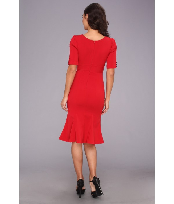 Stop Staring Cool People Rouge Line Dress Red Shipped Free Zappos