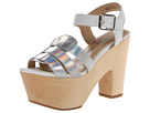 Chinese Laundry - Melt Down (Silver/White) - Footwear