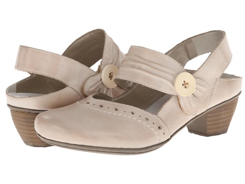 Rieker 41747 Mariah 47 (Vanilla) Women's Shoes