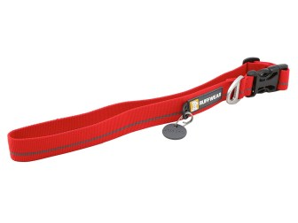 Ruffwear - Hoopie Collar (Red Currant) Dog Collar
