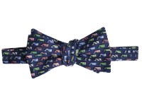 Vineyard Vines Kentucky Derby Silk Whales Bow Tie ...