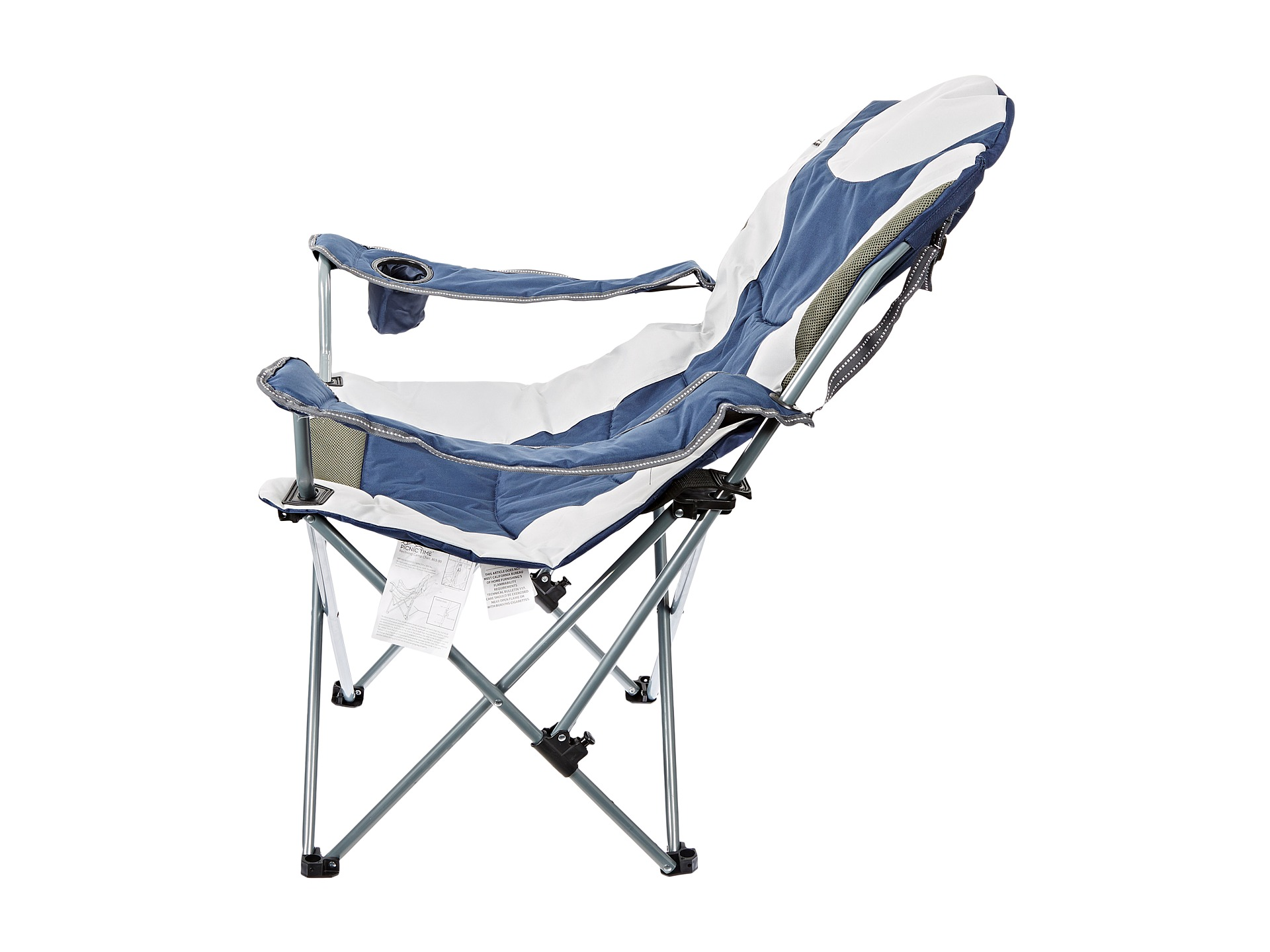 folding picnic chairs b q rei camp stowaway low chair time reclining shipped free at zappos
