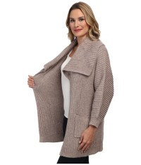 Vince Camuto Shawl Collar Sweater Coat - 6pm.com