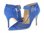 Ivanka Trump Doval (Blue Suede) High Heels