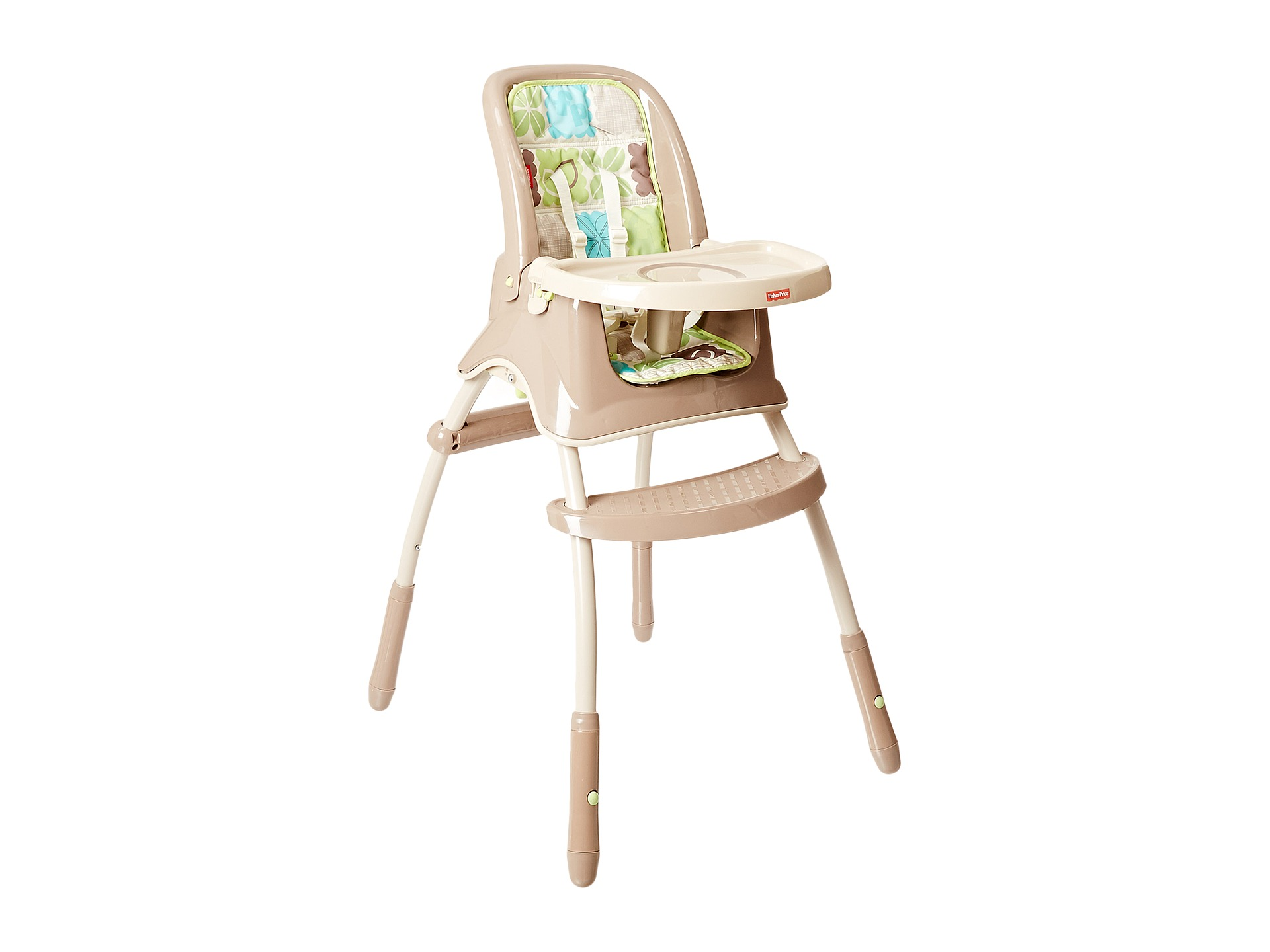 rainforest high chair beach umbrellas and chairs fisher price friends grow with me