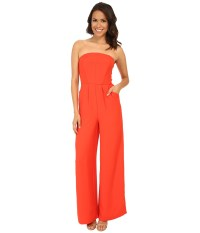 BB Dakota - Christa Jumpsuit (Coral) Women's Jumpsuit & Rompers One Piece