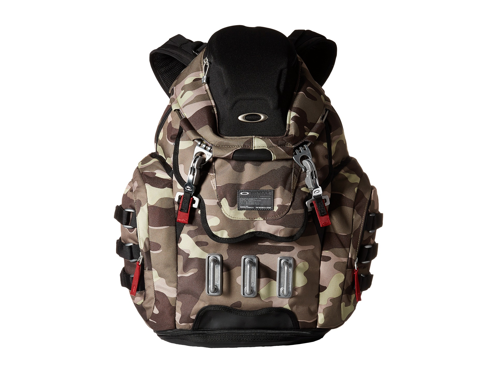 oakley kitchen sink backpack review make cabinets video louisiana