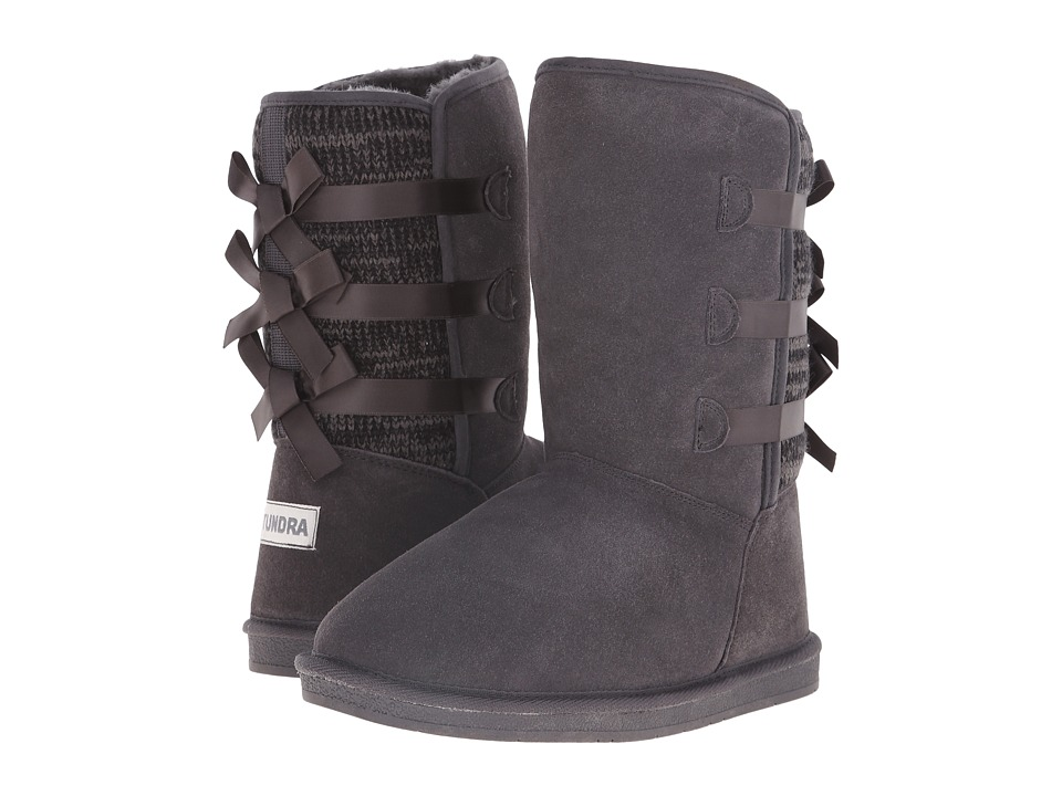 Tundra Boots - Gerri (Grey) Women's Work Boots