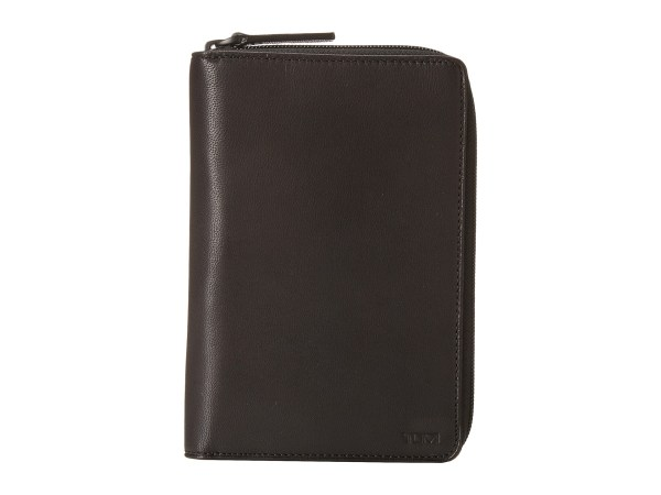 Tumi Chambers Zip - Multiple Passport Wallet