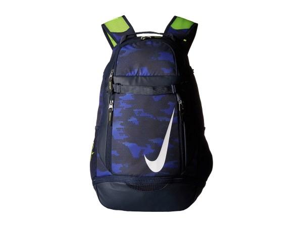 Nike Vapor Elite Bat Backpack Graphic Midnight Navy