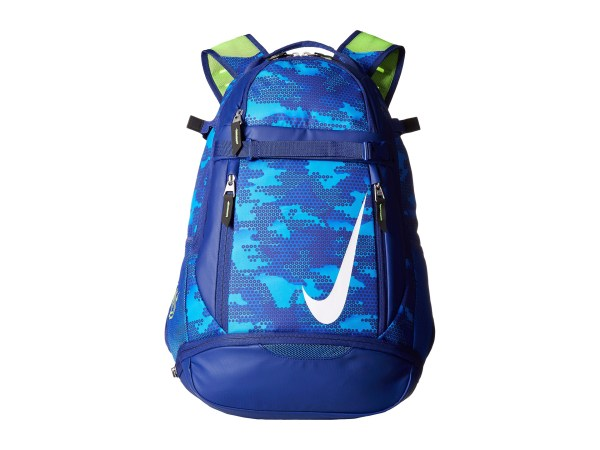 Nike Vapor Elite Bat Backpack Graphic Game Royal Deep