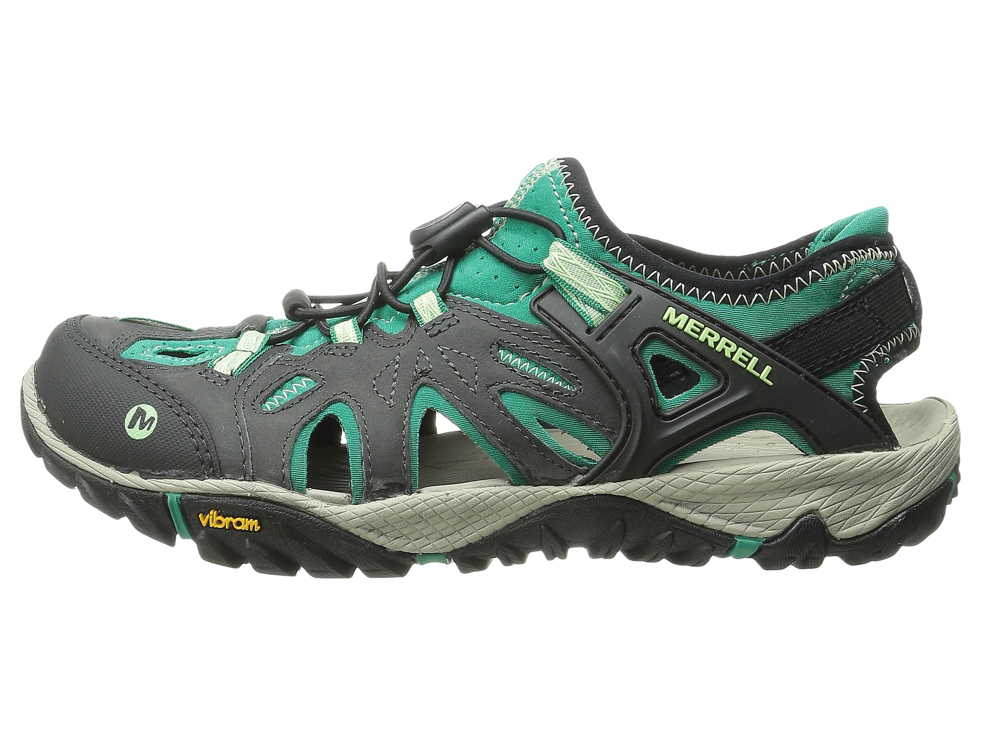 Merrell All Out Blaze Sieve at Zappos.com