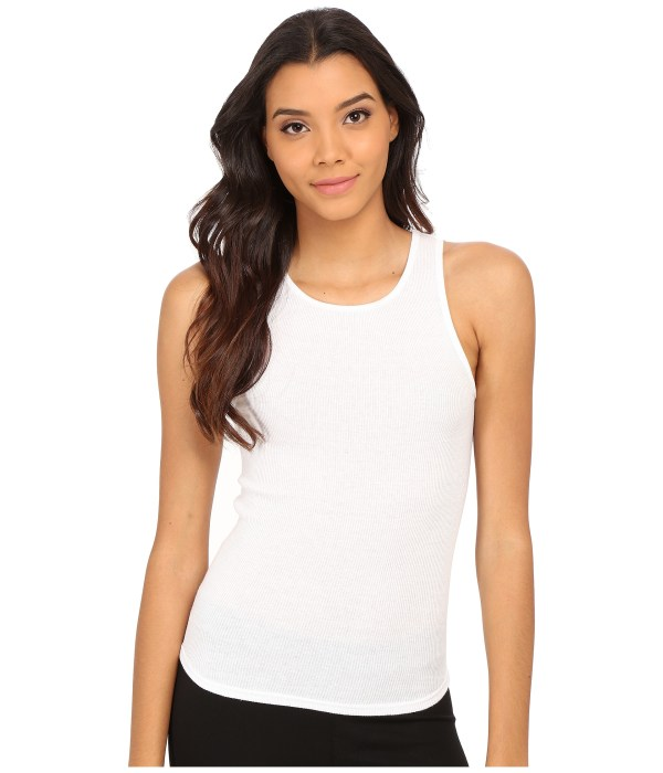 Free People High Neck Muscle Tank Top
