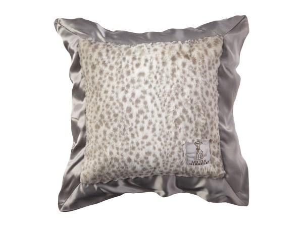 Little Giraffe Luxe Throw Pillow - Free