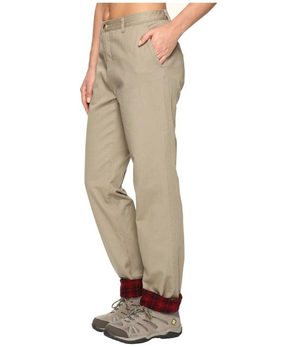 Woolrich Alderglen Flannel Lined Chino Pants