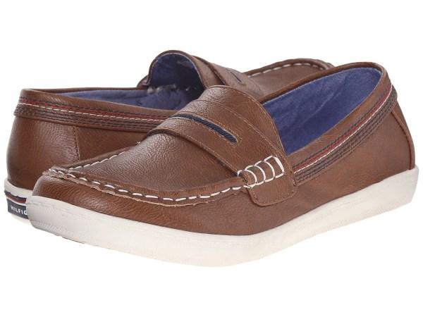 Tommy Hilfiger Kids Dylan Boat Shoe Little Kid Big