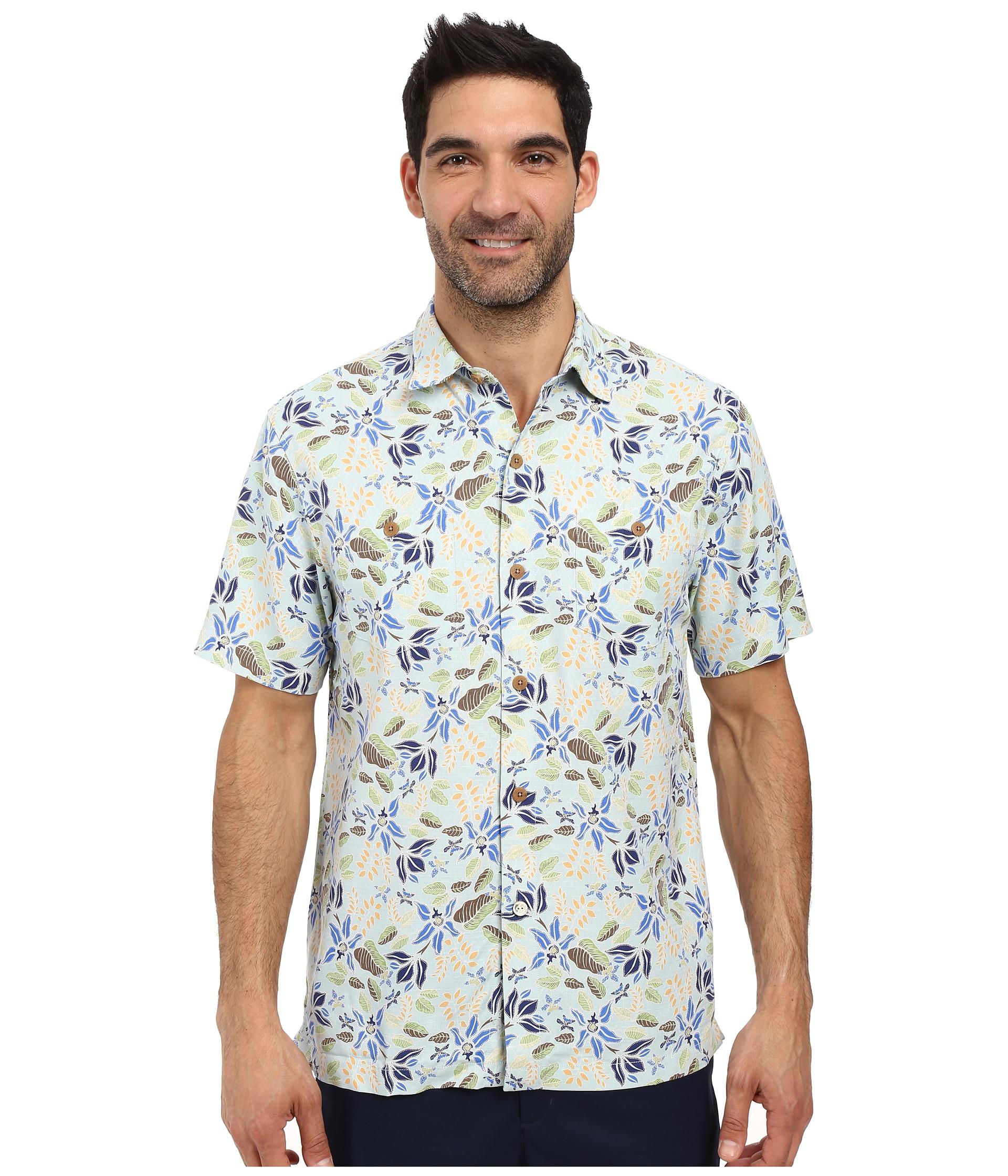 Tommy Bahama Mariposa Grove Shirt at Zapposcom