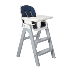 Oxo Tot Sprout Chair Steel Navy Zappos Free Shipping Both Ways