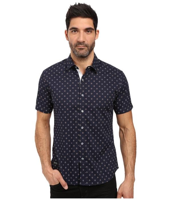 7 Diamonds Dancing Short Sleeve Shirt