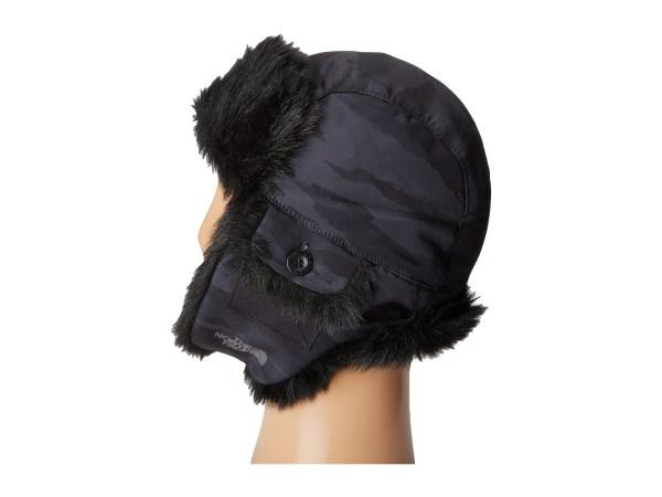 2a82633891fd81 Black North Face Hoser Hat. Black North Face Hoser Hat. North Face Heli  Hoser Trapper Hat In Green Men Lyst
