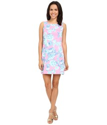Cathy Lilly Pulitzer Shift Dress