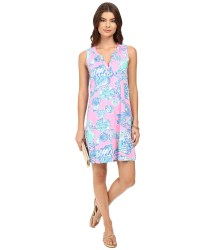 Lilly Pulitzer Essie Dress Pink Pout Barefoot Princess