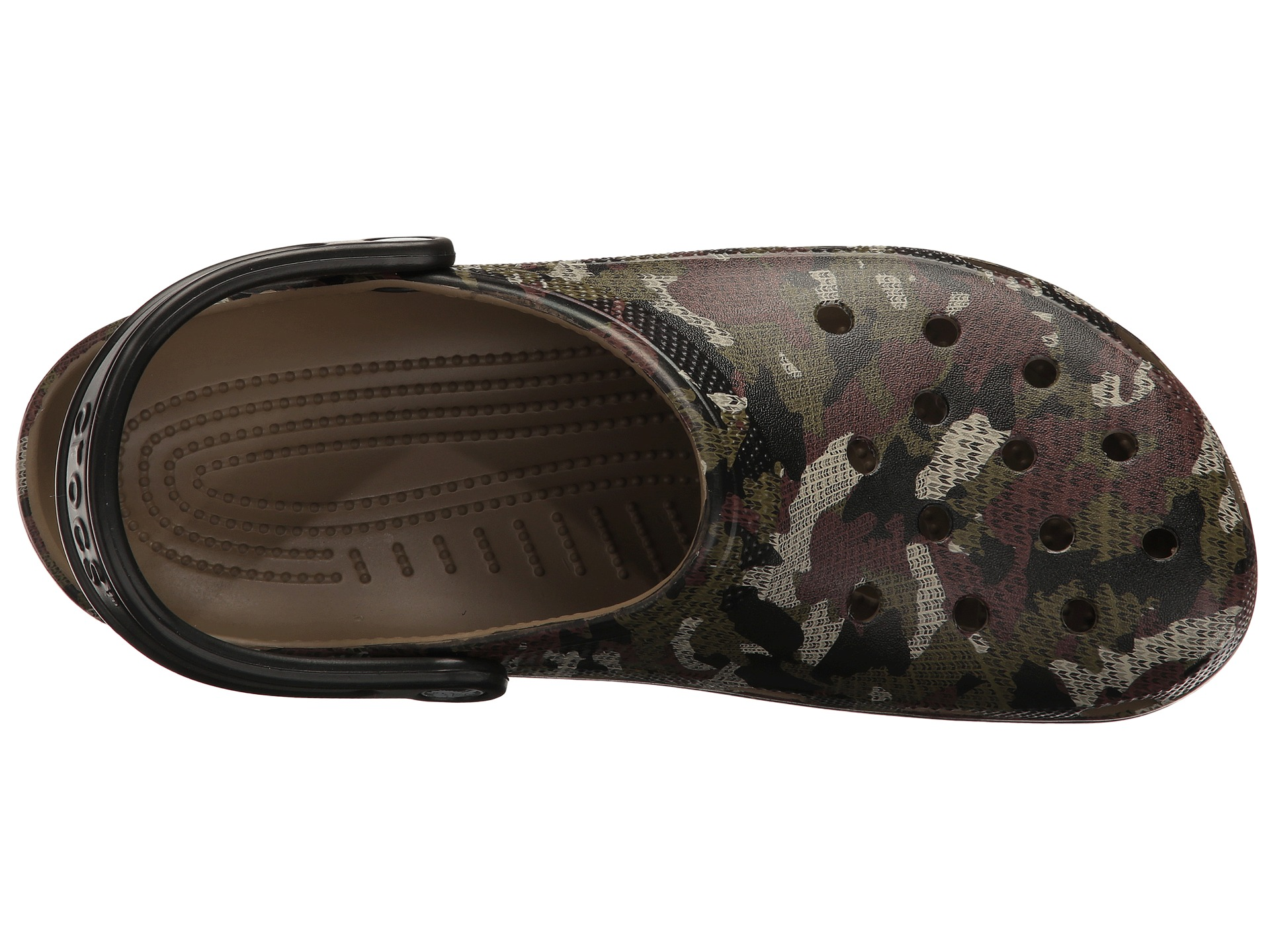 Crocs Classic Camo Clog at Zapposcom