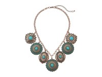 M&F Western Dangle Disc Necklace/Earrings Set at Zappos.com