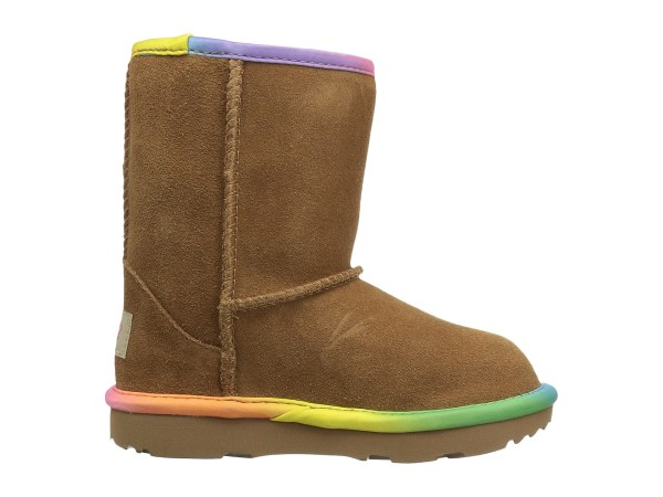 Uggs Short Classic II Rainbow