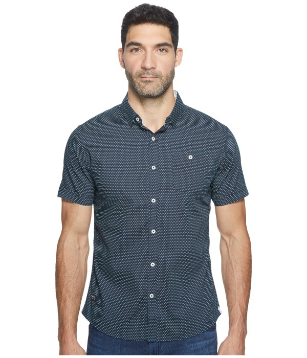7 Diamonds Colossus Short Sleeve Shirt