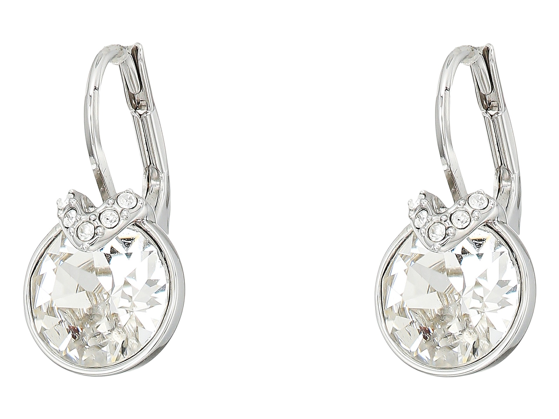 Swarovski Bella Pierced Earrings at Zappos.com