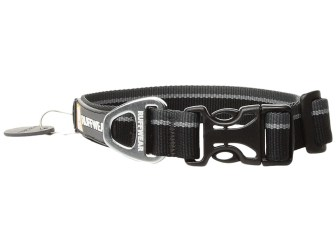 Ruffwear - Hoopietm Collar (Obsidian Black) Dog Collar