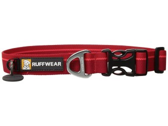 Ruffwear - Hoopietm Collar (Red Currant) Dog Collar