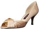 Nina - Culver (Gold Satin) - Footwear