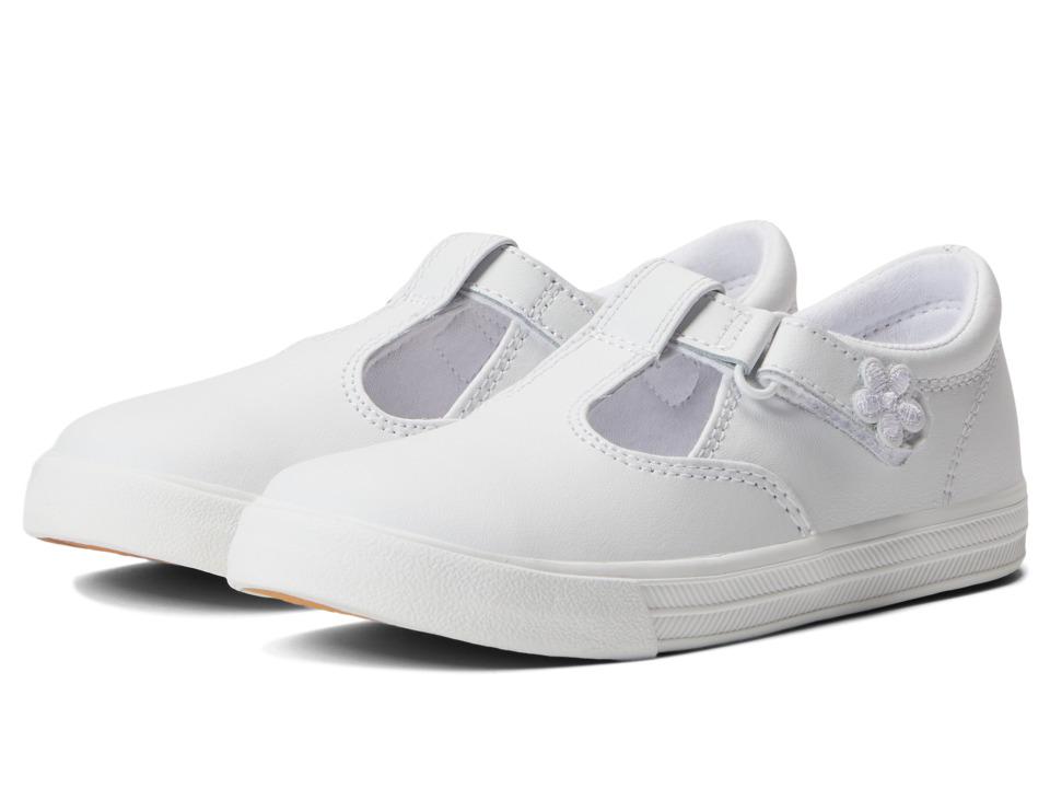 Keds Kids Daphne T-Strap 2 Toddler Little Kid Girls Shoes