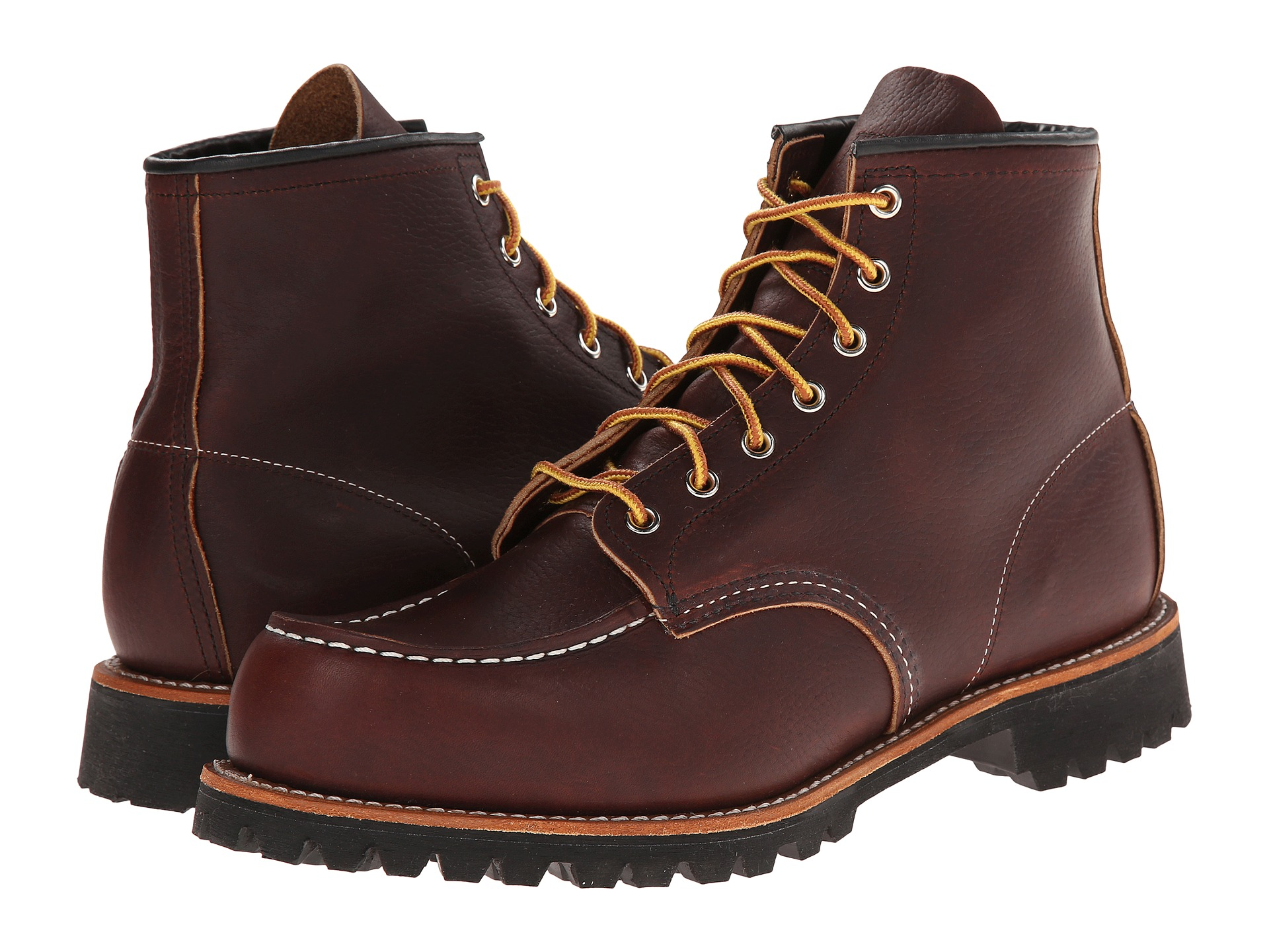 Red Wing Moc Toe Boots Yu Boots