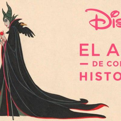 Exposición de Disney en Zaragoza - El arte de contar historias en el CaixaForum de Zaragoza desde el 13 de diciembre a 31 de marzo