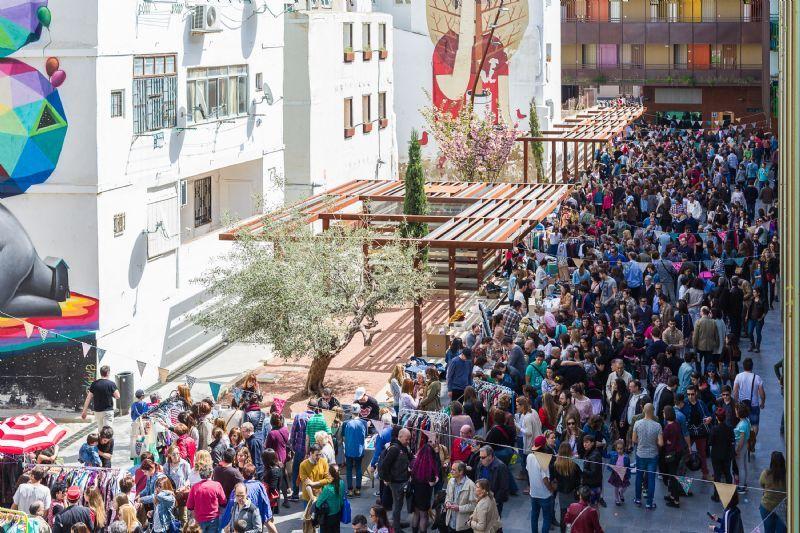 Mercado de las Armas - Ferias en Zaragoza para pasar el día con tu familia y amigos