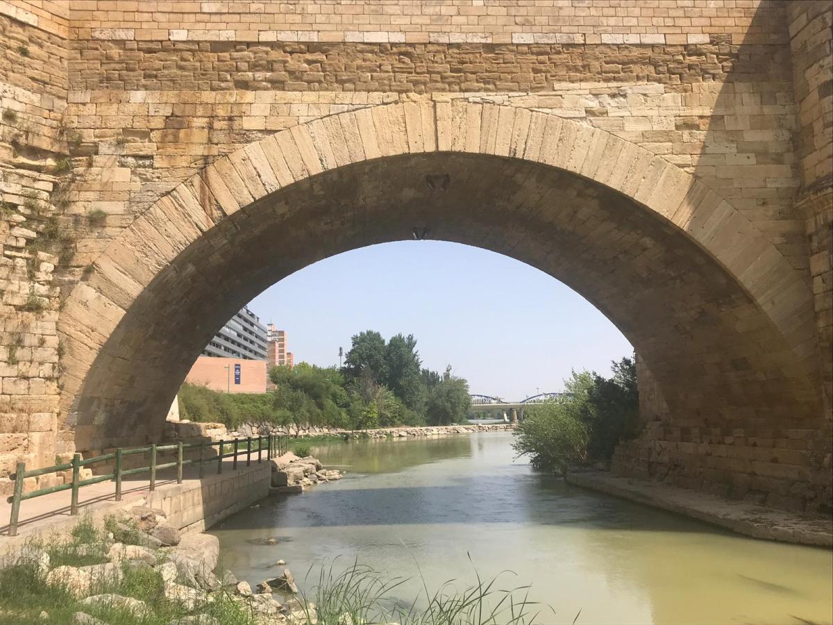 Arcada Puente de Piedra.