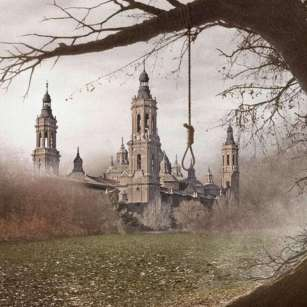 El Pilar de miedo en Halloween