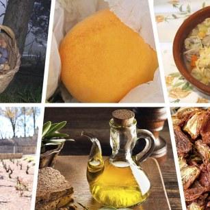 Tres rutas para comerte la provincia de Zaragoza