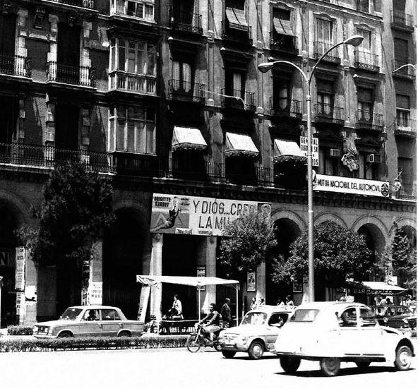 Antiguos cines de Zaragoza - Cine actualidades
