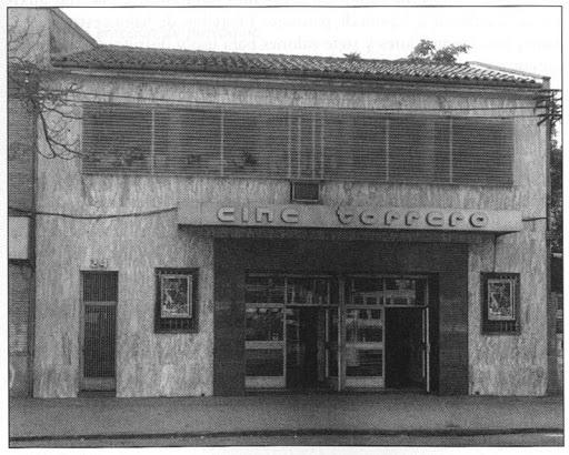 Antiguos cines de Zaragoza - Cine Torrero